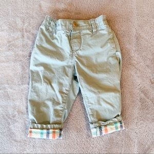 GAP Toddler Baby Boy Lined Pant